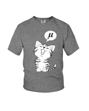 The noise a cat makes Youth T-Shirt thumbnail