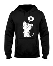 The noise a cat makes Hooded Sweatshirt thumbnail
