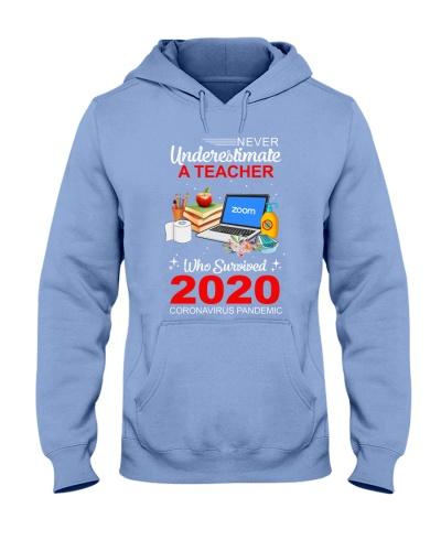 A teacher 2020