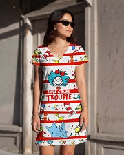 Here comes trouble All-over Dress aos-dress-front-lifestyle-1