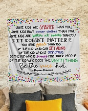 "Be the nice Kid Wall Tapestry - 60"" x 51"" aos-wall-tapestry-80x68-lifestyle-front-02"