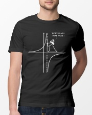 Math jokes Classic T-Shirt lifestyle-mens-crewneck-front-13