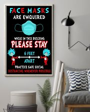 Please stay 6ft 16x24 Poster lifestyle-poster-1