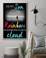 Dear son 11x17 Poster lifestyle-poster-1