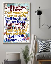 i will teach you 16x24 Poster lifestyle-poster-1