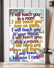 i will teach you 16x24 Poster lifestyle-poster-4