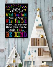 Be Kind 11x17 Poster lifestyle-holiday-poster-2
