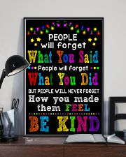 Be Kind 11x17 Poster lifestyle-poster-2