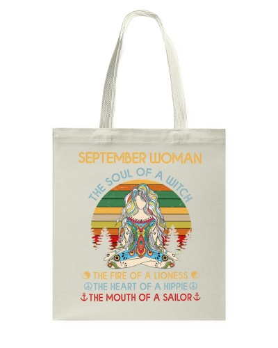 September woman