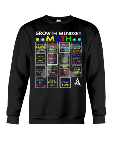 Growth mindset MATH