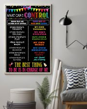 I control 16x24 Poster lifestyle-poster-1