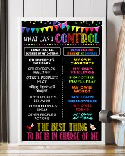 I control 16x24 Poster lifestyle-poster-4