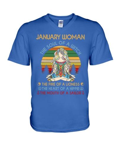 January woman