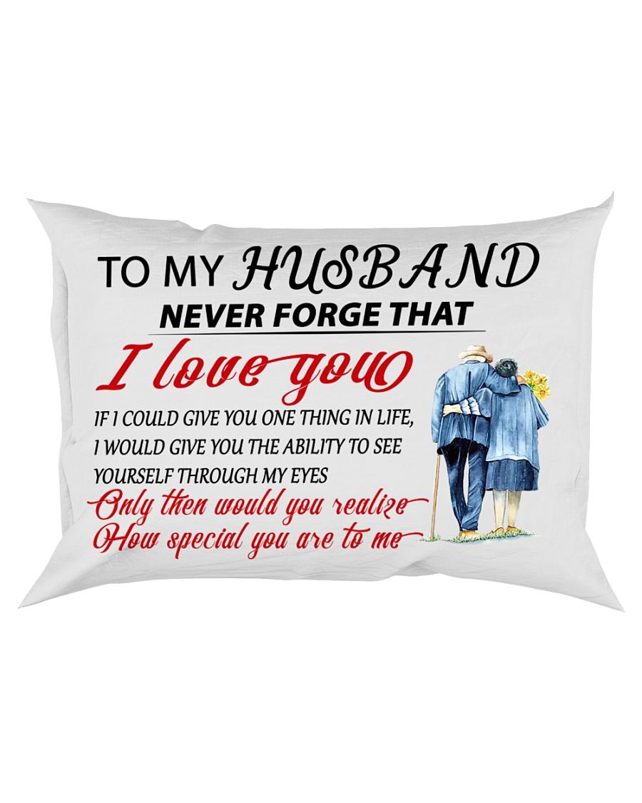 Great gift for your husband Rectangular Pillowcase