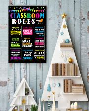Classroom Rules 11x17 Poster lifestyle-holiday-poster-2
