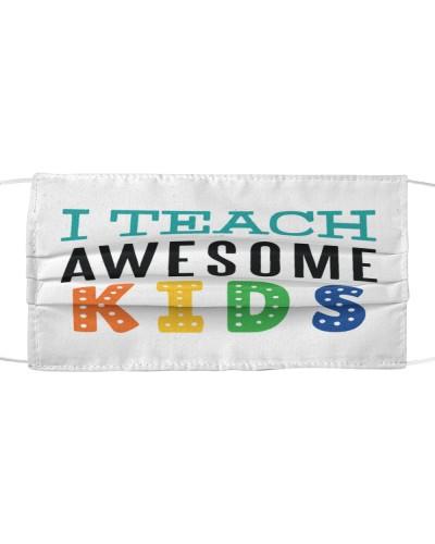 I teach awesome Kids