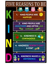 Kindness 11x17 Poster front