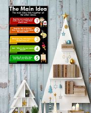 The main idea 11x17 Poster lifestyle-holiday-poster-2