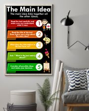 The main idea 11x17 Poster lifestyle-poster-1