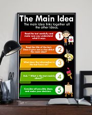 The main idea 11x17 Poster lifestyle-poster-2