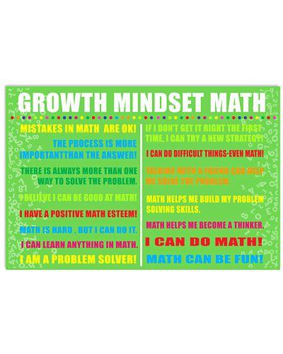 Growth mindset math