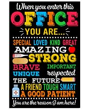 Office 16x24 Poster front