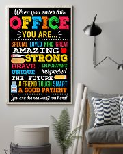 Office 16x24 Poster lifestyle-poster-1