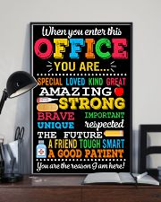 Office 16x24 Poster lifestyle-poster-2