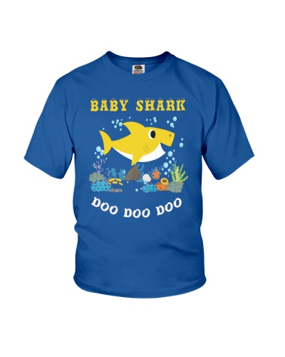 baby shark doo doo shirt