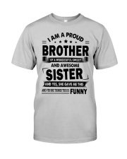 LIMITED EDITION LOVE BROTHER Classic T-Shirt thumbnail