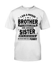 LIMITED EDITION LOVE BROTHER Premium Fit Mens Tee thumbnail