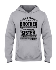 LIMITED EDITION LOVE BROTHER Hooded Sweatshirt thumbnail