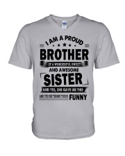 LIMITED EDITION LOVE BROTHER V-Neck T-Shirt thumbnail