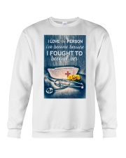 LIMITED EDITION BECOME HER Crewneck Sweatshirt thumbnail
