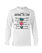 MOTHER IN LAW Long Sleeve Tee thumbnail