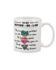 MOTHER IN LAW Mug front
