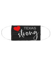 Texas Strong Washable Reusable Fabric Cloth face mask aos-face-mask-coverlet-lifestyle-front-01