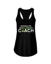 Herbalife Wellness Coach Ladies Flowy Tank thumbnail