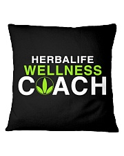 Herbalife Wellness Coach Square Pillowcase thumbnail