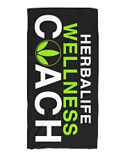 Herbalife Wellness Coach Beach Towel thumbnail