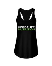 Herbalife Nutrition Ladies Flowy Tank front