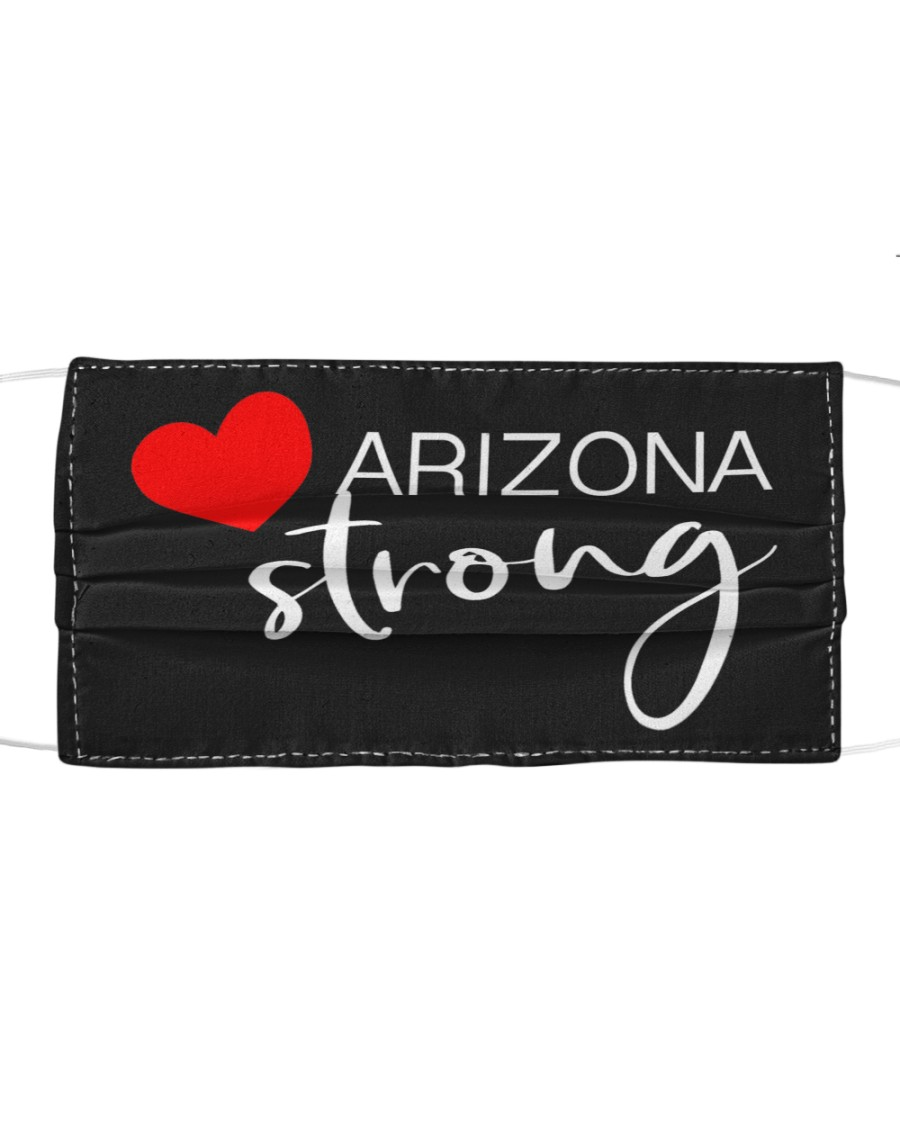 Arizona Strong Washable Reusable Fabric Cloth face mask