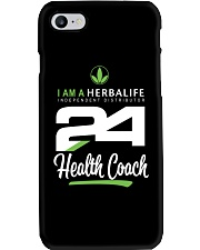 I am a Herbalife24 Health Coach Phone Case tile