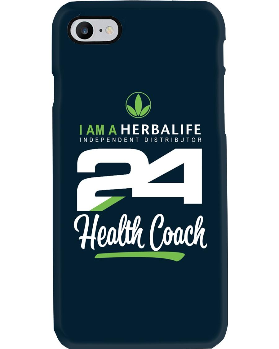 I am a Herbalife24 Health Coach Phone Case