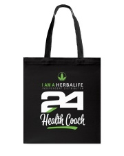 I am a Herbalife24 Health Coach Tote Bag thumbnail