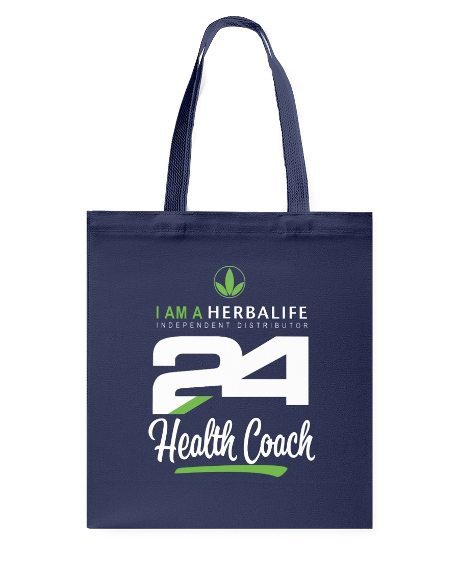 I am a Herbalife24 Health Coach Tote Bag