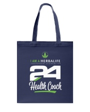 I am a Herbalife24 Health Coach Tote Bag front