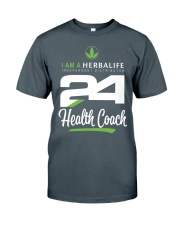 I am a Herbalife24 Health Coach Classic T-Shirt front