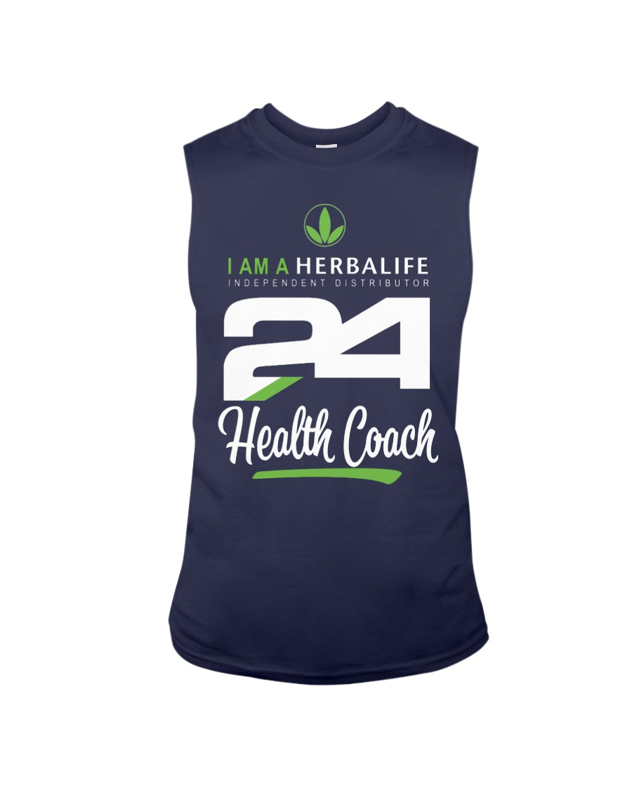I am a Herbalife24 Health Coach Sleeveless Tee