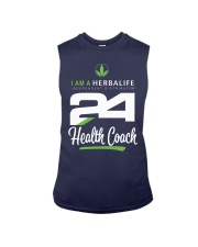 I am a Herbalife24 Health Coach Sleeveless Tee front
